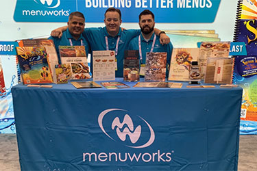 MenuWorks Featured in PMQ Pizza Magazine: Best of Show Issue